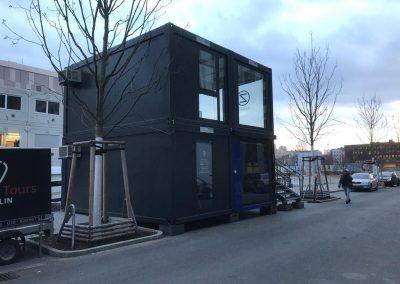 Wohnraumzelle Geschäftscontainer Wohnraumzellenservice REMA service in Weißenfels