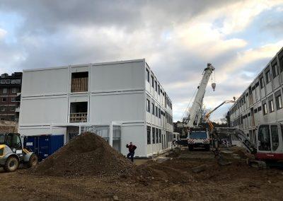 Wohnraumzellenservice Wohnraumzellen Schnellbauhallenservice REMA service in Weißenfels